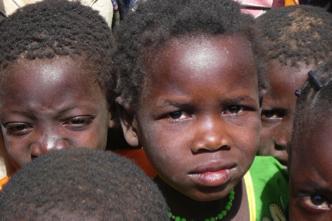 Kinderen van Komsilga
