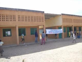 School in Cargo