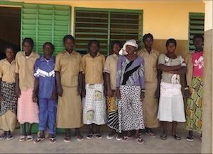 kinderen van de middelbare school Van Zimtanga (1)