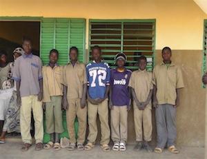 kinderen van de middelbare school Van Zimtanga (2)