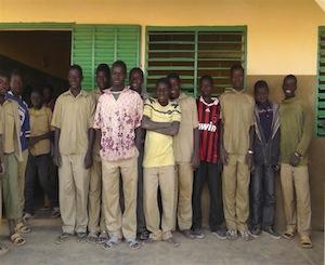 kinderen van de middelbare school Van Zimtanga (3)